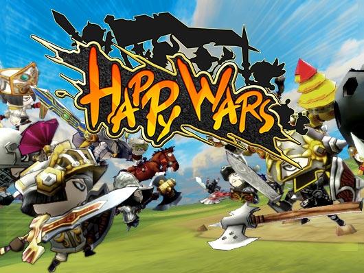 「Happy Wars」の画像検索結果